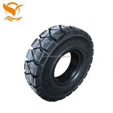 Hot sale skid steer solid rubber tire lettering 10x2.5