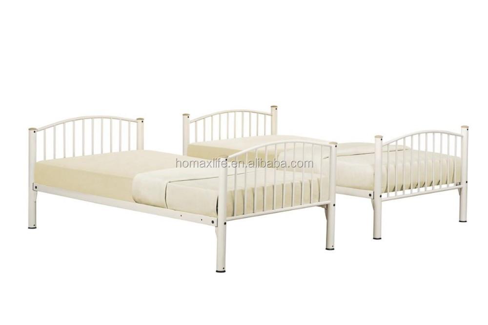 Metal cama litera para ni os venta doble decker cama - Cama doble para ninos ...
