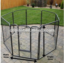 cheap chain link dog kennels factory direct for sale