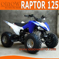 2014 New Raptor 125cc Quad