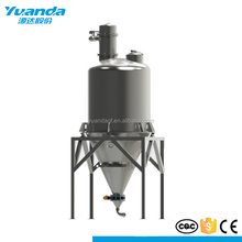 Pneumatic dry powder mixer for milk powder dairy and pharmacy