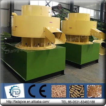 FD series FAda 160KW 3-4T/H sawdust pellet mill machine