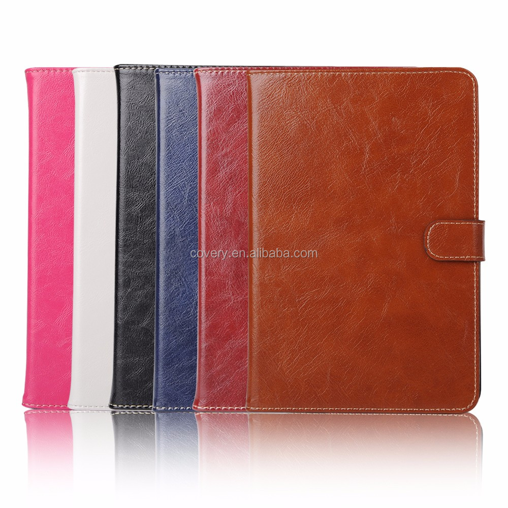 Wholesale Folding Leather Stand Tablet Cases For Apple iPad mini4 , Smart Cover For iPad mini 4