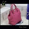 Low MOQ philippines brand genuine leather handbags made in china