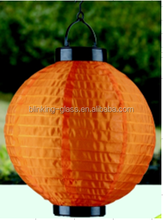 See larger image led solar nylon lantern