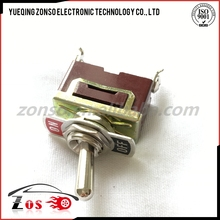 Good quality 8 pin toggle switch