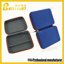 Low price personalized eva foam shaver carrying case with zipper
