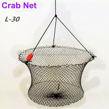 Fishing plastic crab trap on sale
