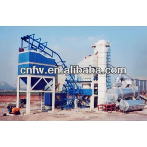 Asphalt concrete batching mixing station supplier
