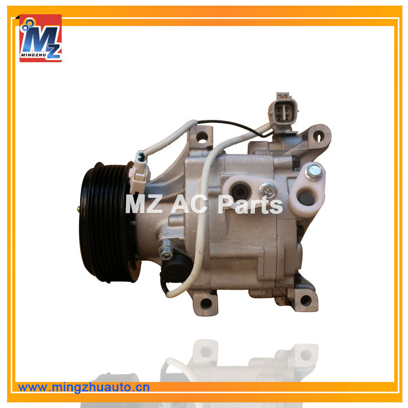 China Manufacturer Auto AC Aftermarket Compressor For Toyota Corolla /Yaris 1.6