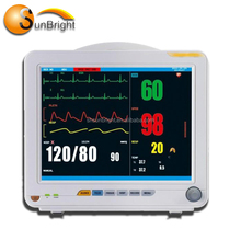 SUN-603K Handheld 6-Parameter ICU CCU Patient Monitor Cardiac Monitor with Lithium Battery