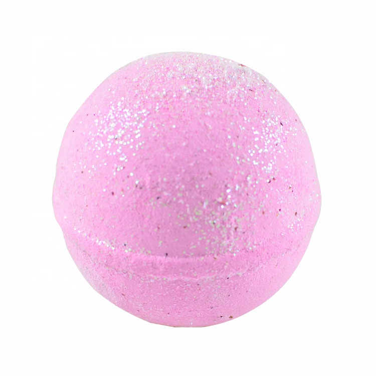 Relaxing Function and Ball Shape OEM ODM bath bombs