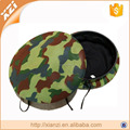polyester material faux wool felt beret cheap German jungle camouflage military hat