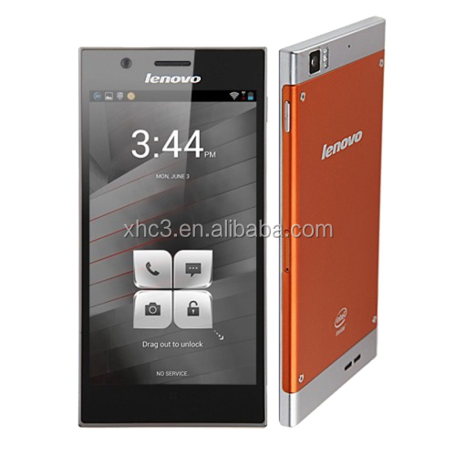 Wholesale Lenovo K900 16GB 5.5 inch 3G Android 4.2 Smart Phone Intel Atom Z2580 Dual Core 2.0GHz mobile phone