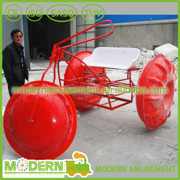 Modern Amusement Water Bike Pedal Boats For Sale