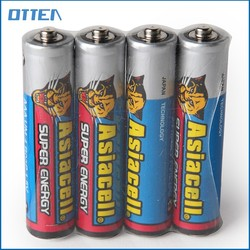 Otten R03P 1.5v aaa dry cell light battery parts