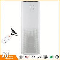 High quality bedroom holmes air purifier ionizer