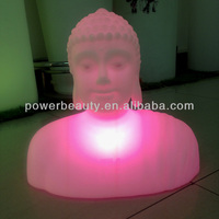 New Design outdoor waterproof 2014 new led buddha with led light for home/ Chapel/ Buddhist Temple/ Family Hall decoration