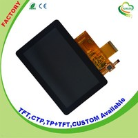 Hot selling Multi touch 5 capacitive touch screen lcd module for Industry
