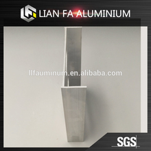 Hot Sale Professional Lower Price customizable aluminium extrusion h profile