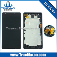 Repair parts for sony xperia z2 lcd,low prices china mobile phone lcd for sony xperia z2 spare parts lcd