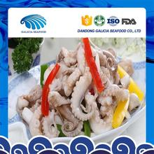 frozen tasty good delicious baby octopus with good quality