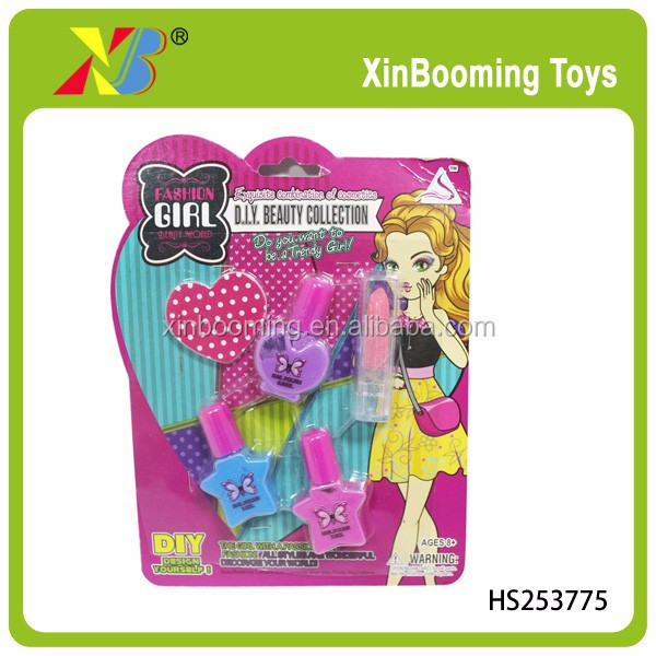 2016 New girl toys make up sets Hot sale