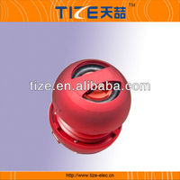 Novelty Gift Portable USB Mini Hamburger Speaker TZ-M3