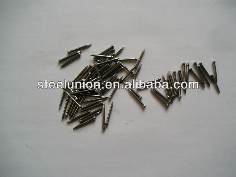 common headless nails