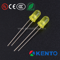white oval led led diode 630nm 3 watt led diodes