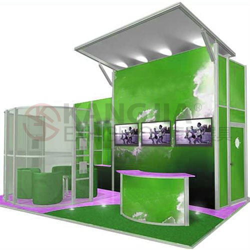 exhibition booth stands design