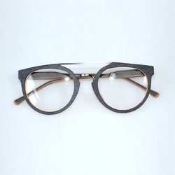 Designer Chine Eyeglasses Wooden Glasses Frames