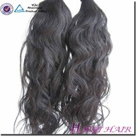 Full Cuticle One Donor Unprocessed Fast Delivery Virgin Hair grey human hair weaving