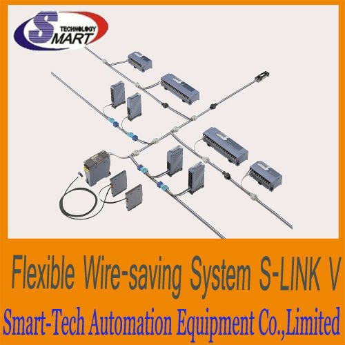 New SUNX Sensor Flexible Wire-saving System PLC related units Output SL-VP5 Input SL-VS5