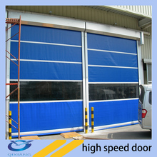 China Manufactur Fast Speed Refrigerator Warehouse Doors