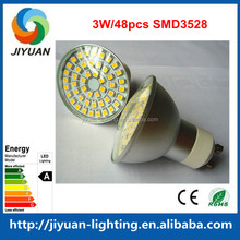 Good quality and low price for 3w led spot lamp; High reliability and safety 3w led spot light