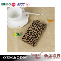 leopard grain leather case for iphone 6, leather phone case for iphone 6 case