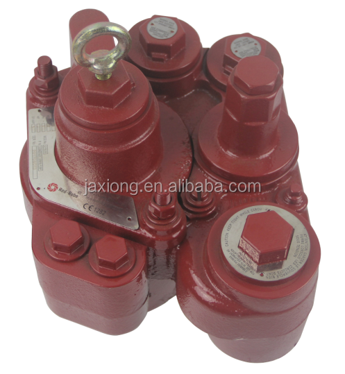 Red-Robe 2HP submersible oil electronic pump