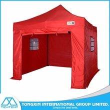 pop up shelters display sides tents for sale