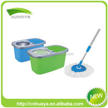 mop with wringer mop bucket rollers