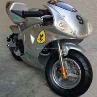 50cc kir bisiklet 50cc pocket bike with front lights