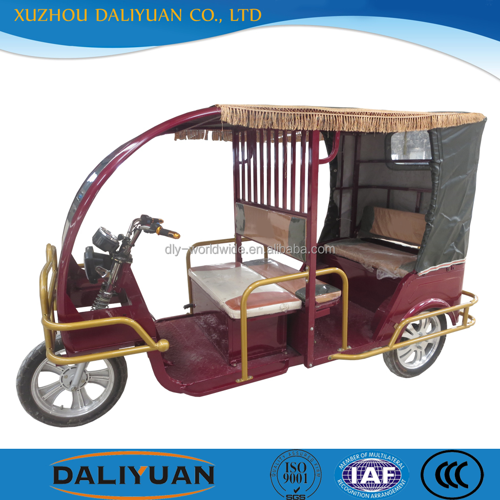 Daliyuan new electric auto rickshaw price in india diesel auto rickshaw