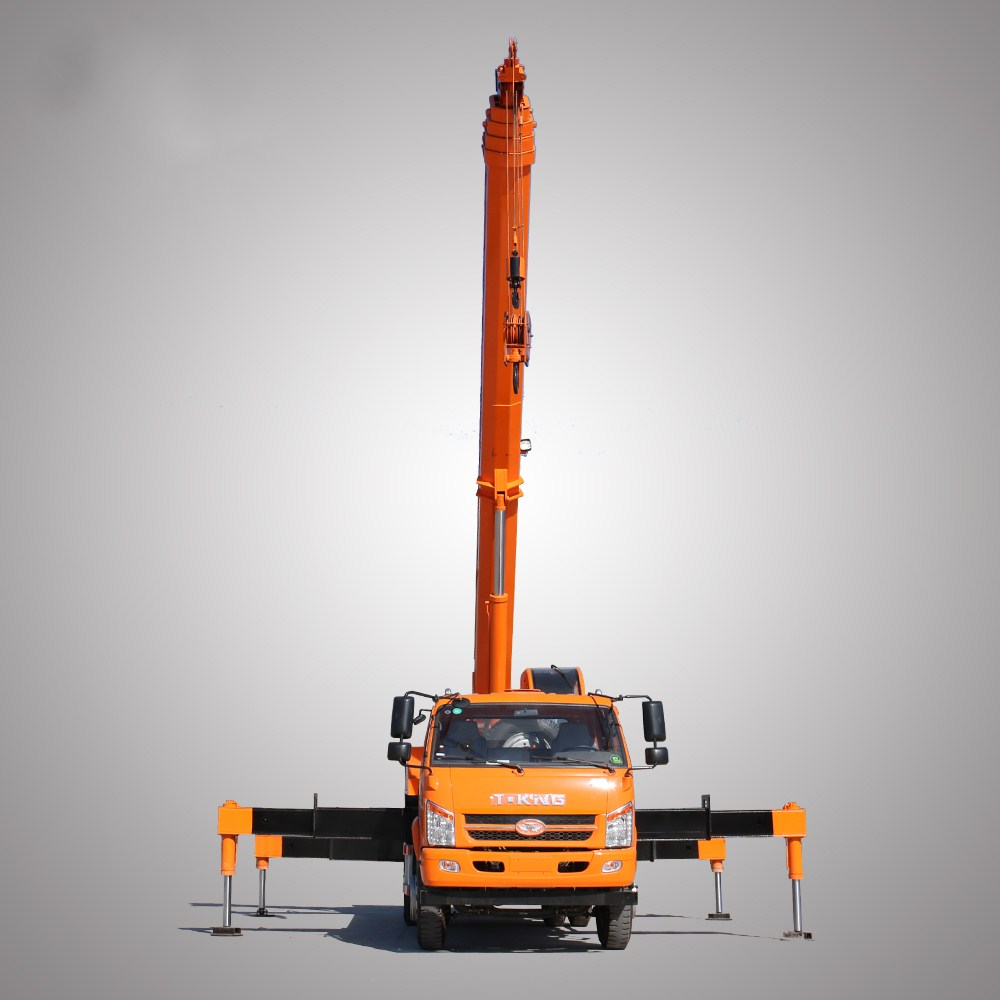 Henan Sunyoun 16 Ton New Condition Hydraulic Boom <strong>Truck</strong>
