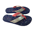 new women beach slippers with magic shiny soles