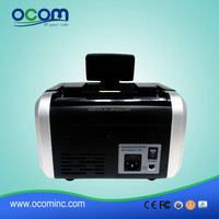 Accuracy MG & UV Conterfeit Detection Cash Counter,Money Counting Machine