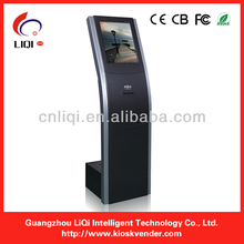 Touch screen wifi kiosk system