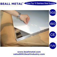 2B/NO.4/BA/Mirror/Brushed 434 stainless steel sheet