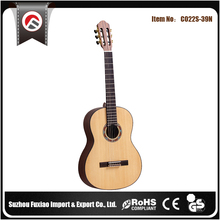 Hot Sale High Quality Natural Color Custom Guitars