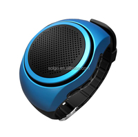 Bluetooth Watch Speaker Small Round Speaker For Outdoor Use(3w)