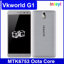 "5.5"" Vkworld G1 Mobile Phone 4G FDD LTE MTK6753 Octa Core 3GB+16GB Andorid 5.1 Camera 13.0MP Dual SIM 5000mAh"